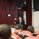 BEARS Director Masayoshi Tomizuka kicked off the SinBerBEST Mini Symposium