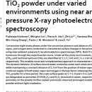 Nature.com Paper: Characterization of Photocatalytic Powder